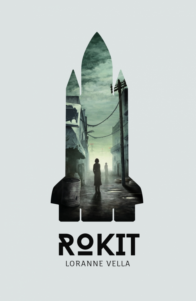 Rokit is published by Merlin Publishers – Illustration by julinu.com