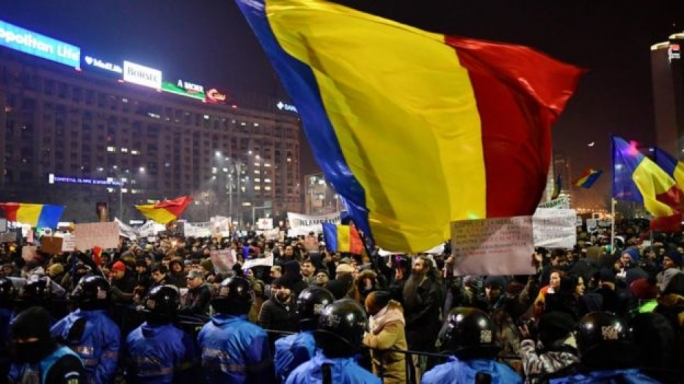The enraged nature of the Romanian protests made the government back down but the PM is planning to present a similar Bill to Parliament which is similar to the original decree