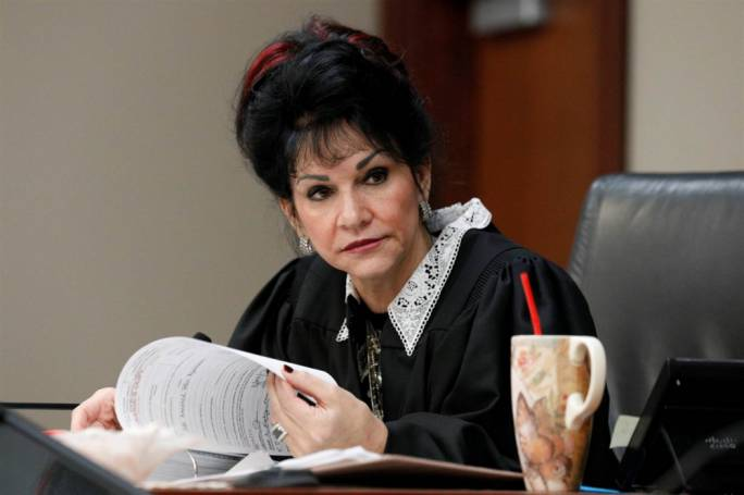 "Judge Rosemarie Aquilina: ""I stand up for people and say, 'we're going to do what's right'."""