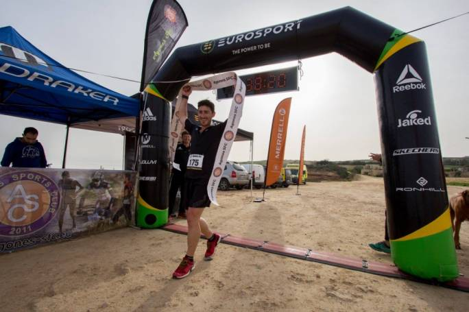 Ryan Farrugia clinches another win, Carmen Hili secures first trail win at Eurosport Trail Running League