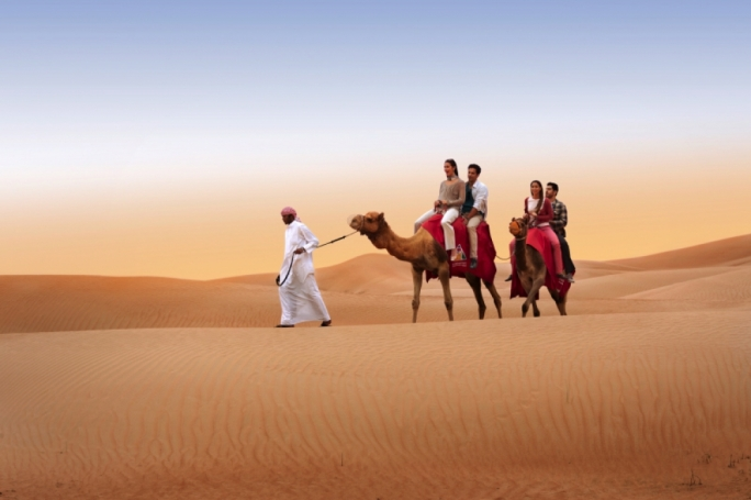 Celebrate spring in Dubai with Emirates Holidays
