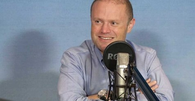 Joseph Muscat quotes Eurobarometer, says Maltese are doing well