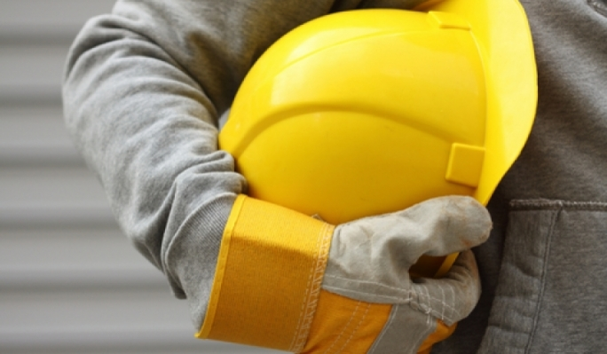 The worker suffered grievous injuries in the two-storey fall