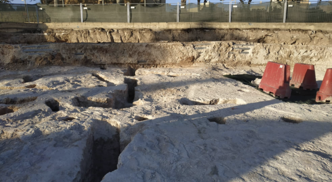 Infrastructure Malta said that changes have been made to the planned works in order to preserve the remains