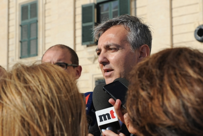 Updated | 'Discrepancies' found between fuel consumed, mileage registered by Busuttil's official car