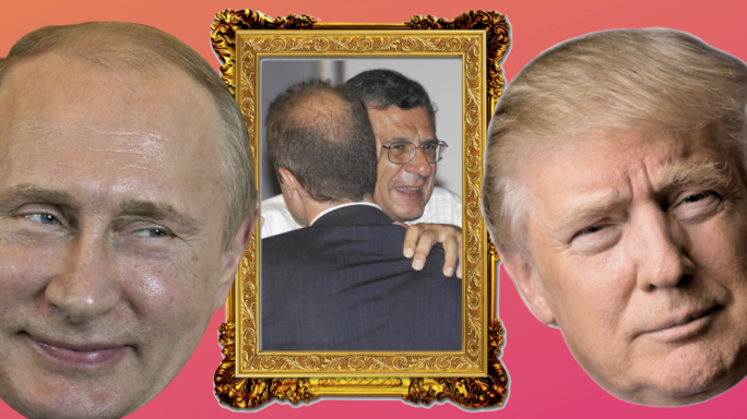 Sceberras Trigona in Russia: diplomats irked over Trump-Putin summit 'idea'