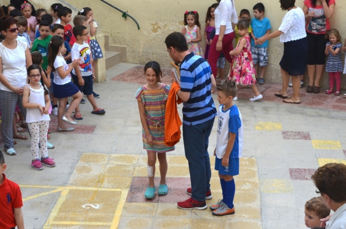 [WATCH] Gozo's Happy School: discovering the joy of primary school
