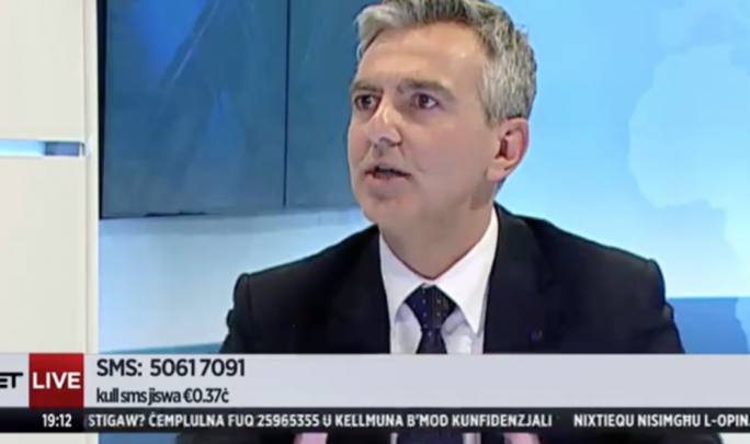 Busuttil on PN's financing: 'This is the system. Political parties survive on donations'