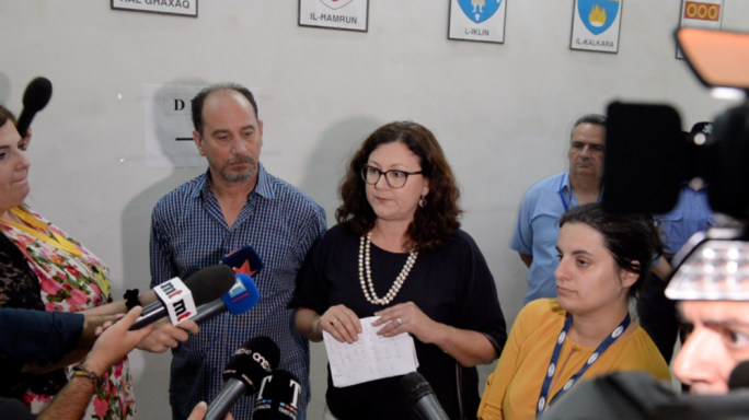 Marlene Farrugia has been confirmed as elected to parliament