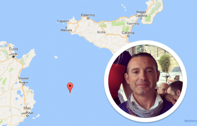 Darren Debono, a former Malta footballer, has been arrested on the island of Lampedusa by Italian police