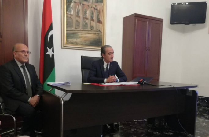 Head of Libyan mission to Malta: No slavery phenomenon in Libya