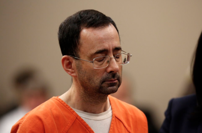 Larry Nassar (Photo: Twitter)
