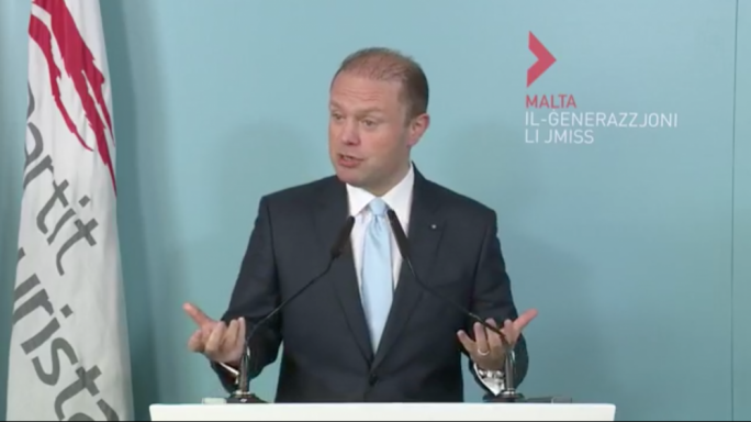 Muscat hits out at Stellini, says classist mentality no longer has a place in Malta