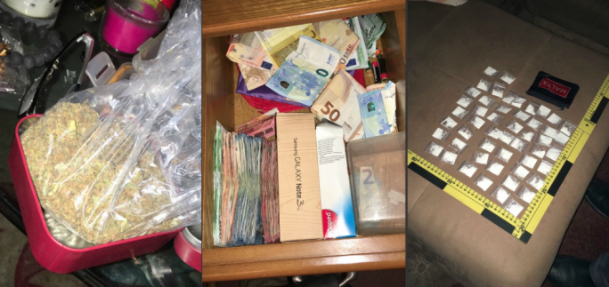 Man arrested after Paceville drug bust