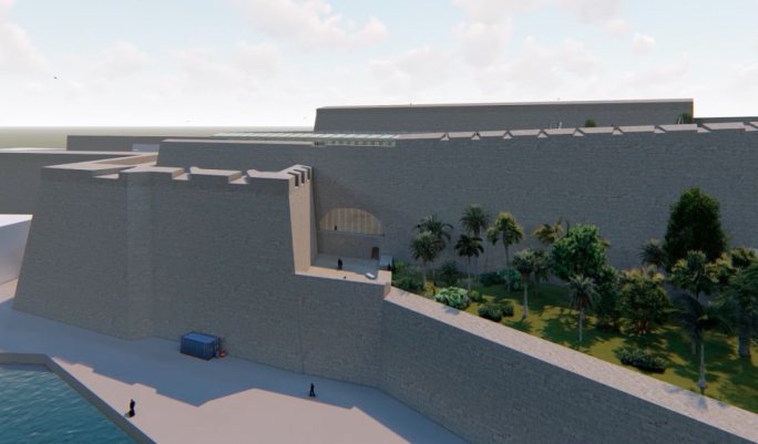 [WATCH] Malta International Contemporary Art Space set to open in 2021