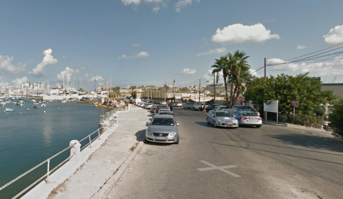 Manoel Island where a 22-year-old man was stabbed on Thursday night
