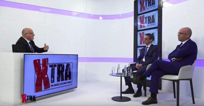 [WATCH] Delia will remain 'ship's captain', PN MEP hopeful says