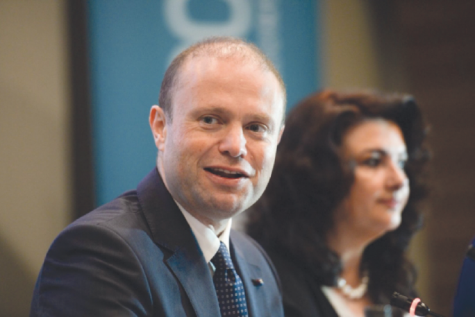 What goes up must go down. And all things must end. Eventually Joseph Muscat's 'movement' will run its course and fizzle out