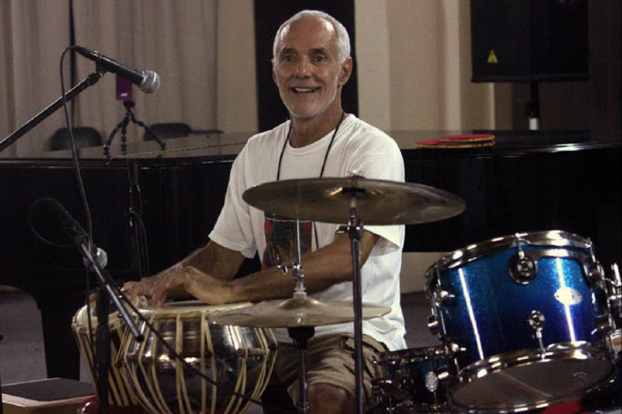 Catching the eternal rhythm | Efrain Toro percussion masterclass