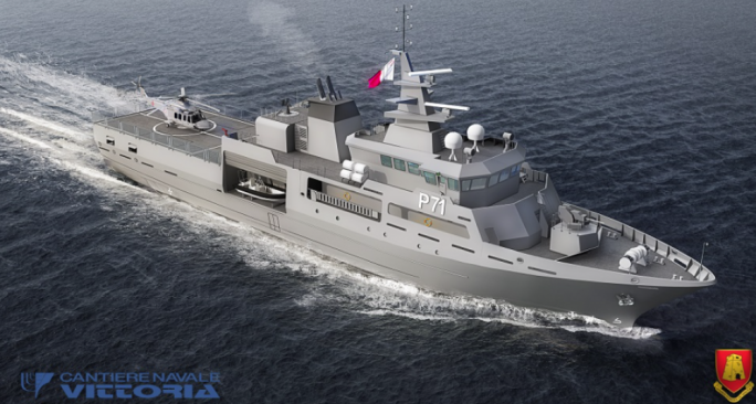 [WATCH] Armed forces to take delivery of new 'more capable' patrol boat next year