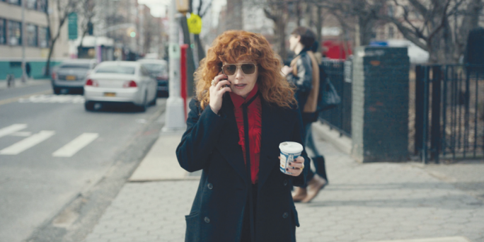 New York, New York: Natasha Lyonne is on top form in Russian Doll