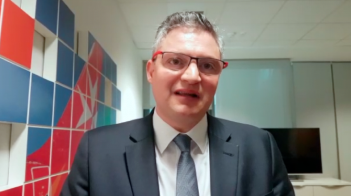 [WATCH] 'Let's ensure Muscat stays on' - Konrad Mizzi sidesteps leadership bid questions