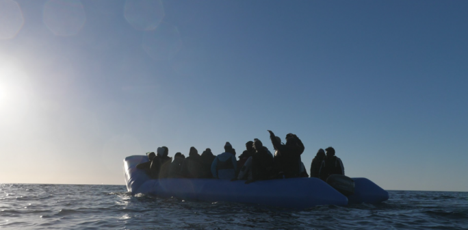 Armed Forces rescue 64 migrants
