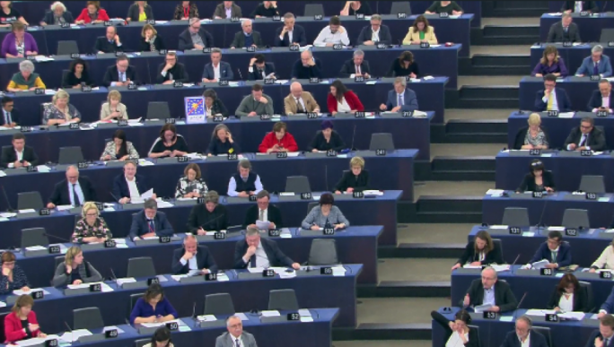 All six Maltese MEPs voted against the resolution