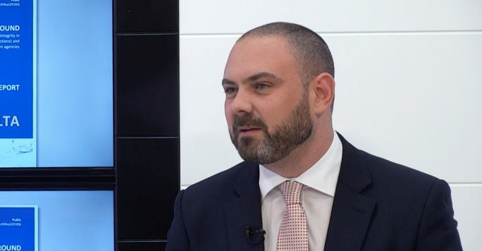 Justice Minister Owen Bonnici on Xtra
