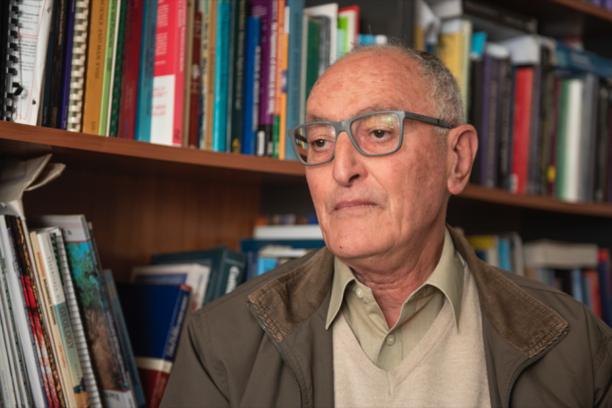 Prof. John Schembri's main concern is that if a massive population density is coupled with an inadequate distribution of wealth, the number of persons per room in Malta might become a worrying statistic