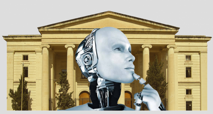 The island is embracing new and innovative technologies and citizens are able to access a range of services online, but how far is Malta from employing Artificial Intelligence in court?