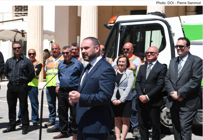 Culture Minister Owen Bonnici said that Valletta 2018 presented the government with new challenges but which it was 'swiftly addressing'
