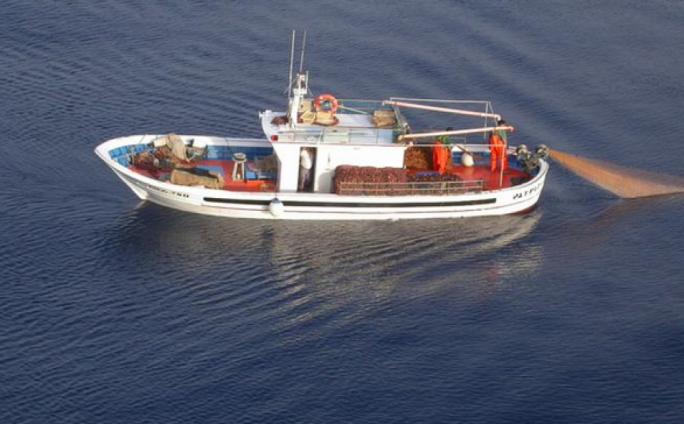 The Syracusan fishing boat known as the Zaira capsized at around 4:00am off Zonqor Point (Photo: Corriere Della Sera)