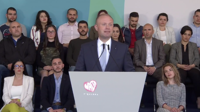 PN's 'distortion of reality' symptomatic of an opposition out of ideas, Muscat says