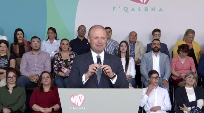 [WATCH] Muscat urges integration, says 'horror story' can serve a lesson
