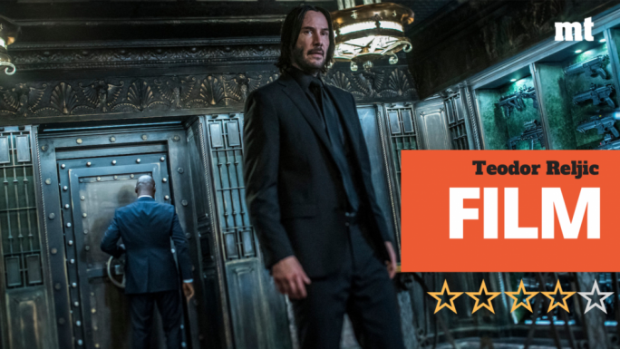 Film Review | John Wick: Chapter 3 - Parabellum: On the run and upping the body count