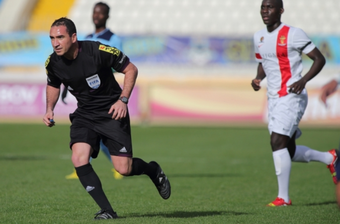 Malta Football Association suspends membership of referees' body