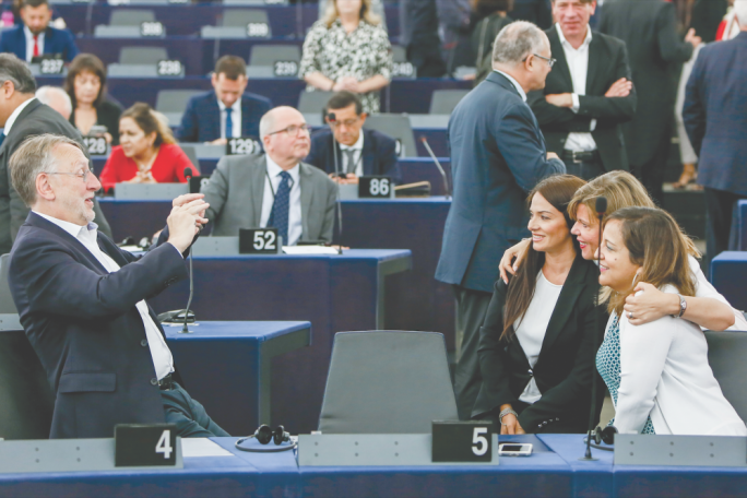 The appointment of Miriam Dalli as  Vice-President of the Socialists and Democrats in the European Parliament augurs well, but this should be the start and not the end of our commitment to an enhanced role in the European socialist family