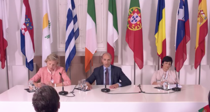 Health Ministers from the Valletta Declaration Group met in Malta on Friday