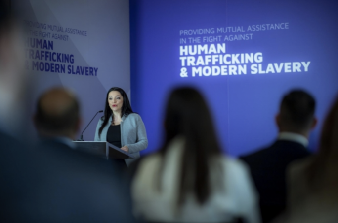 [WATCH] Educational campaign on human trafficking to be launched next week