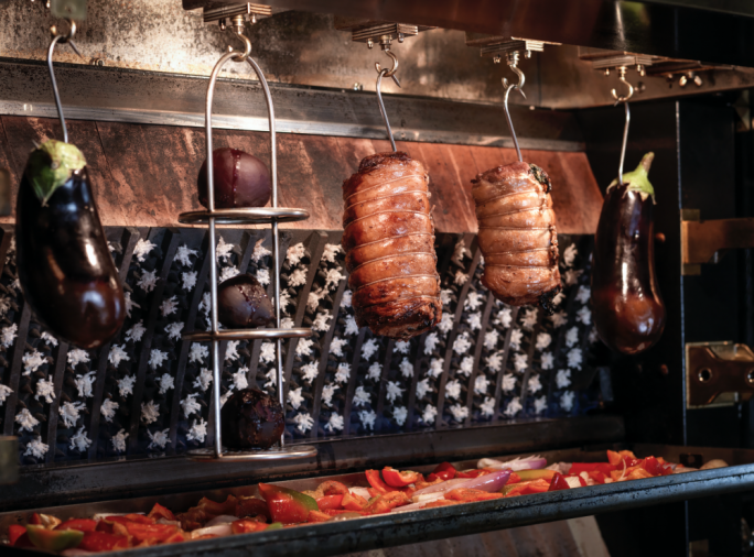 Rotisserie at Kerridge's Bar and Grill