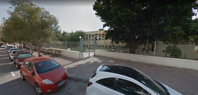 The Msida primary school has been closed for the past two years (Photo: Google Maps)