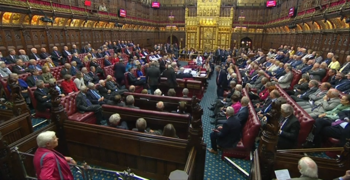 Lords clear way for anti no-deal Brexit bill