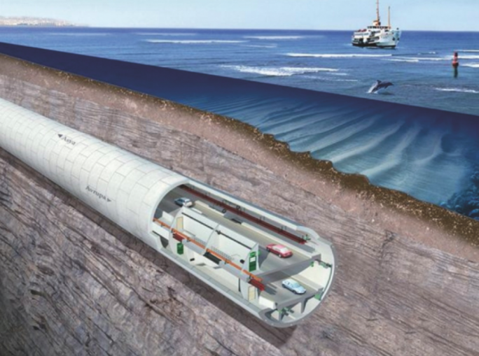 The Gozo tunnel vanity project