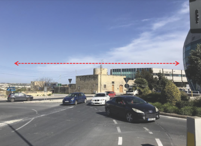 The supermarket is being proposed on the site of the SMW Cortis building on Mdina road