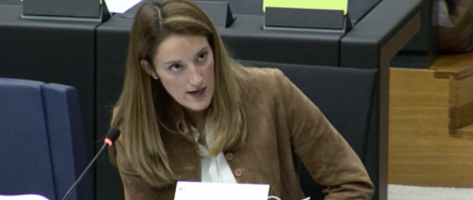 Nationalist Party MEP Roberta Metsola asked the Commissioner to give her assessment of the Maltese government's reaction to the murder