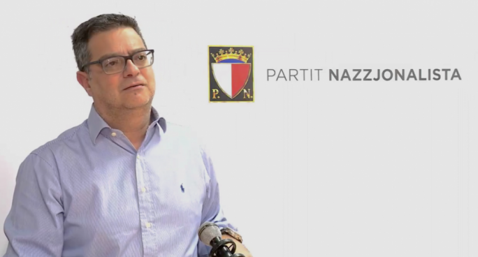 PN leader Adrian Delia was speaking during an interview on Net FM on Saturday