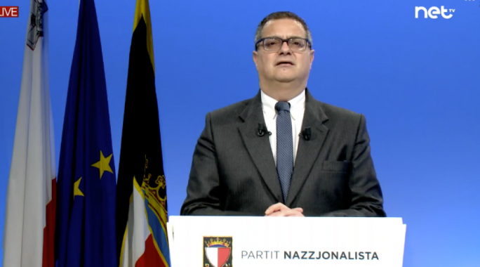 PN signs unanimous resolution calling for Joseph Muscat's immediate resignation