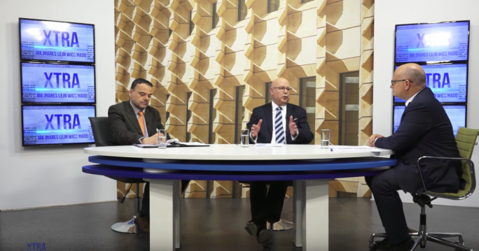[WATCH] Rift in the Nationalist Party is an ideological one, academic says