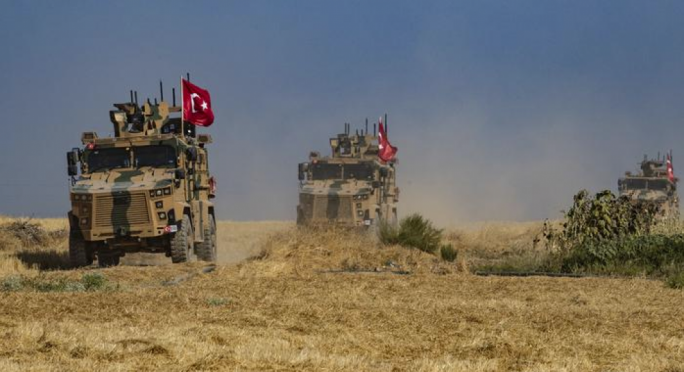 Turkish troops are on their way to Libya now